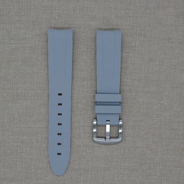 Grey Rubber Strap