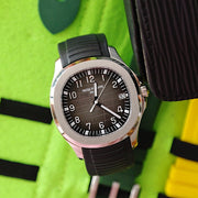 FKM Vulcanized rubber strap for Patek Philippe Aquanaut