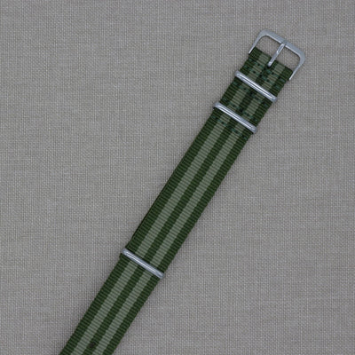 Green Military stripes Nato