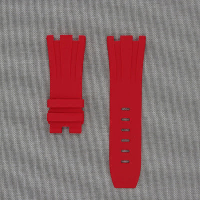 Red AP Rubber strap