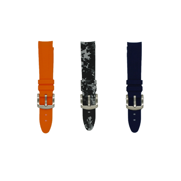Bundle 3 Straps for Rolex & Omega