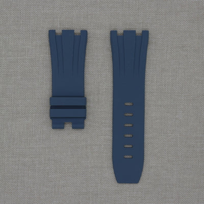 Grey AP Rubber Strap