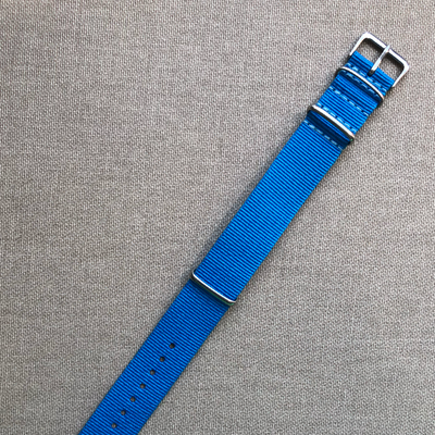 Electric Blue Nato