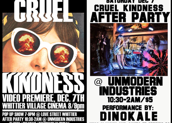 Cruel Kindness Video After Party