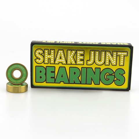 Shake Junt- Abec 7 Triple OG's Bearings