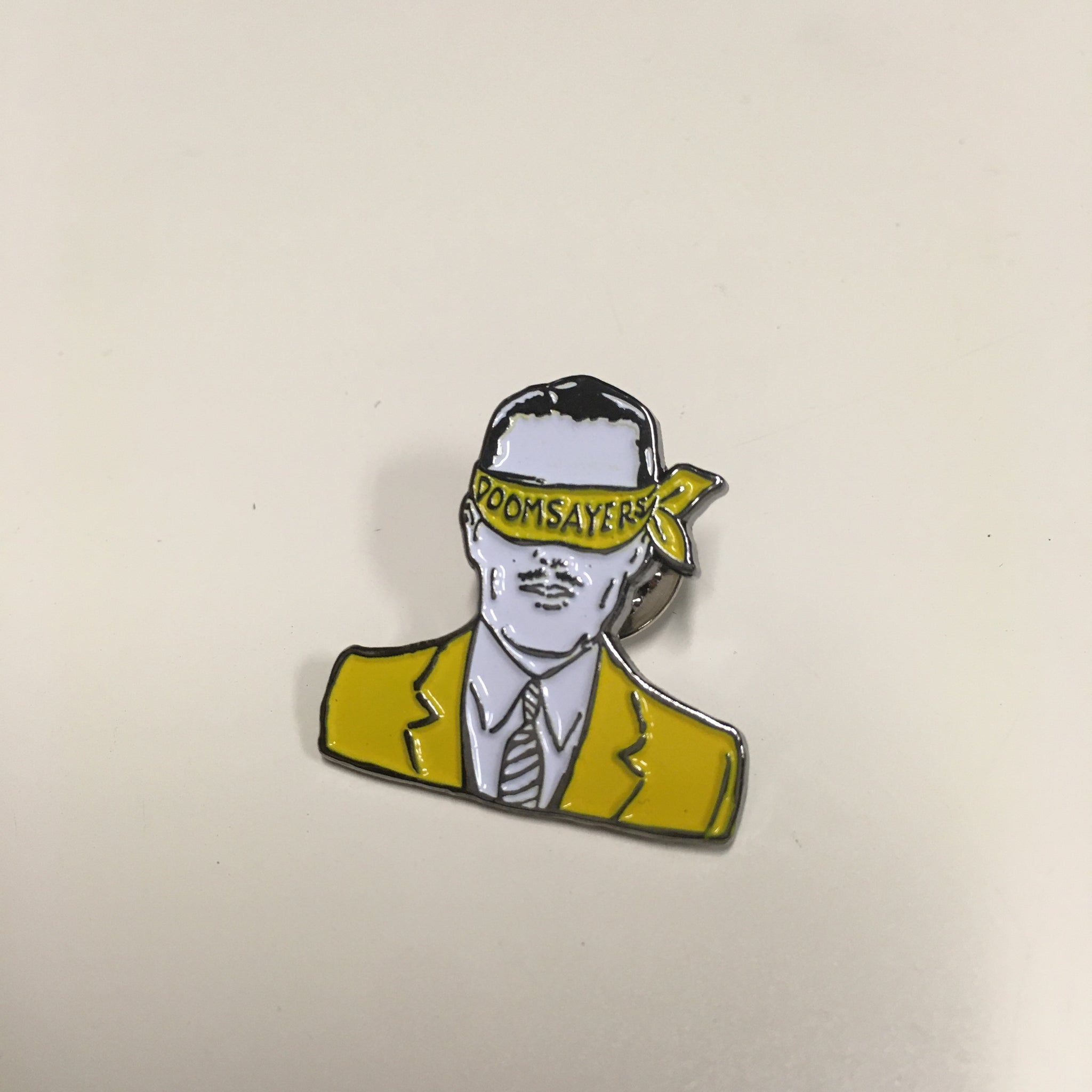 DOOM SAYERS CLUB | Corp. Guy Pin