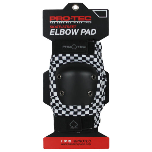 PROTEC Street | Elbow Pad Set | Checkered