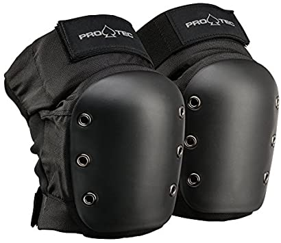 PROTEC Street | Knee Pad Set | Black