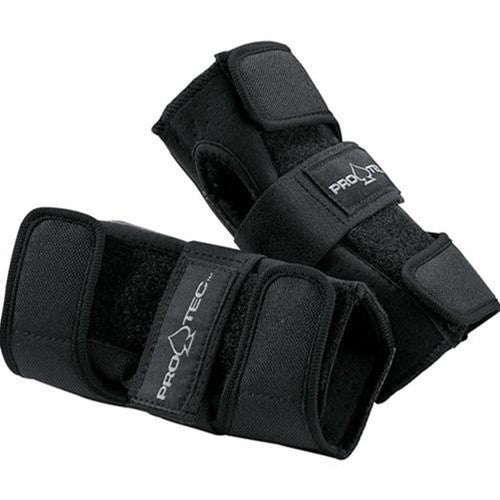 PROTEC Street | Wrist Guard Set | Black