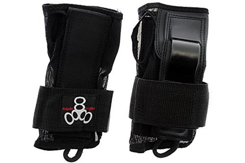 TRIPLE 8 | Slide On Wrist Guard | Black