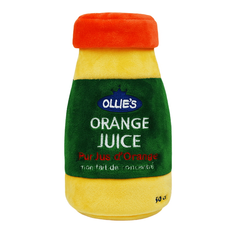 Double Snuffle Orange Juice
