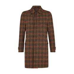 Dogtooth House Check Coat