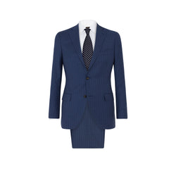 JACK - TRAVIS - BLUE PINSTRIPE SUIT