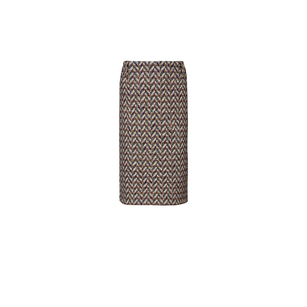 LINTON TWEED SKIRT