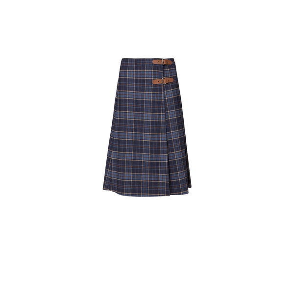 REGISTERED TARTAN SKIRT