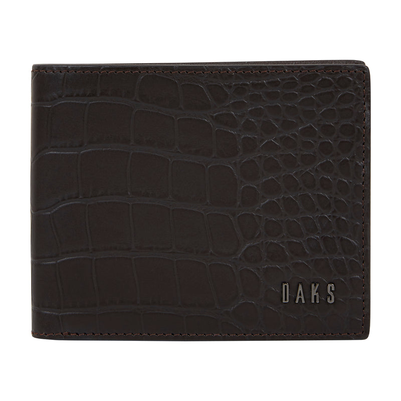 CLASSIC EMBOSSED WALLET