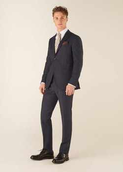 JACK - TRAVIS - Shadow Check Suit