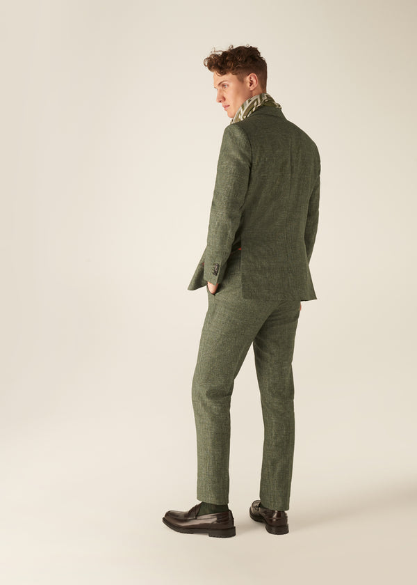 JACK TRAVIS - Textured Suit