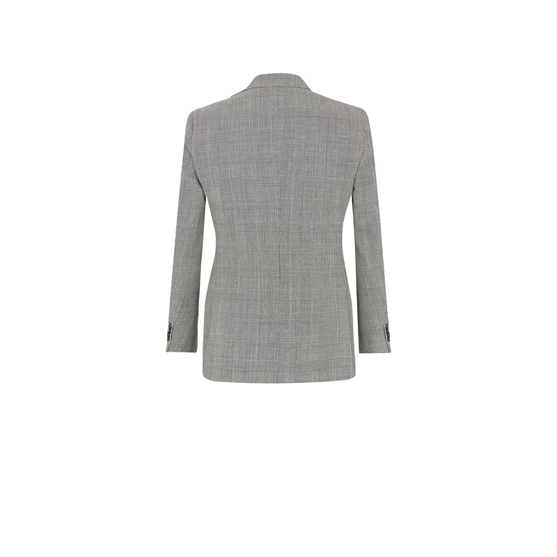 Fresco Glen Check Suit
