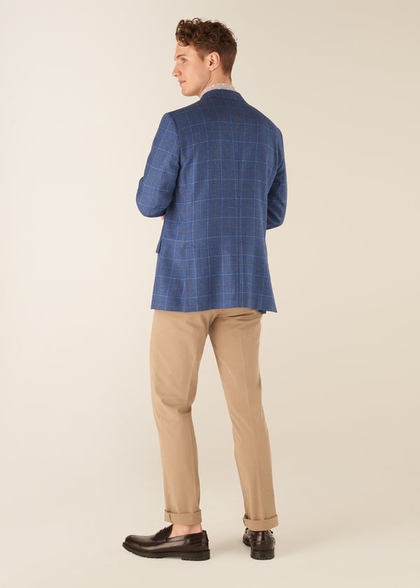 JACK - HERITAGE CHECK JACKET