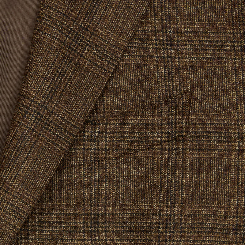 HARRY - TOBACCO BROWN CHECK