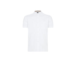 SHORT SLEEVED WHITE SHIRT