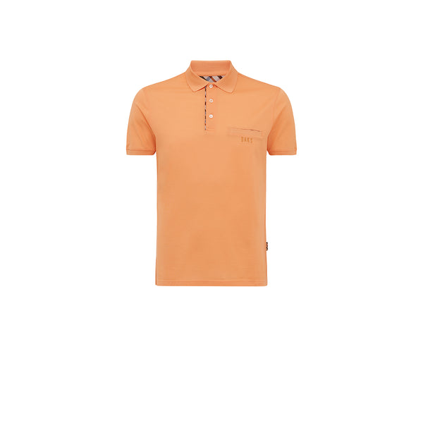 MELON ORANGE POLO