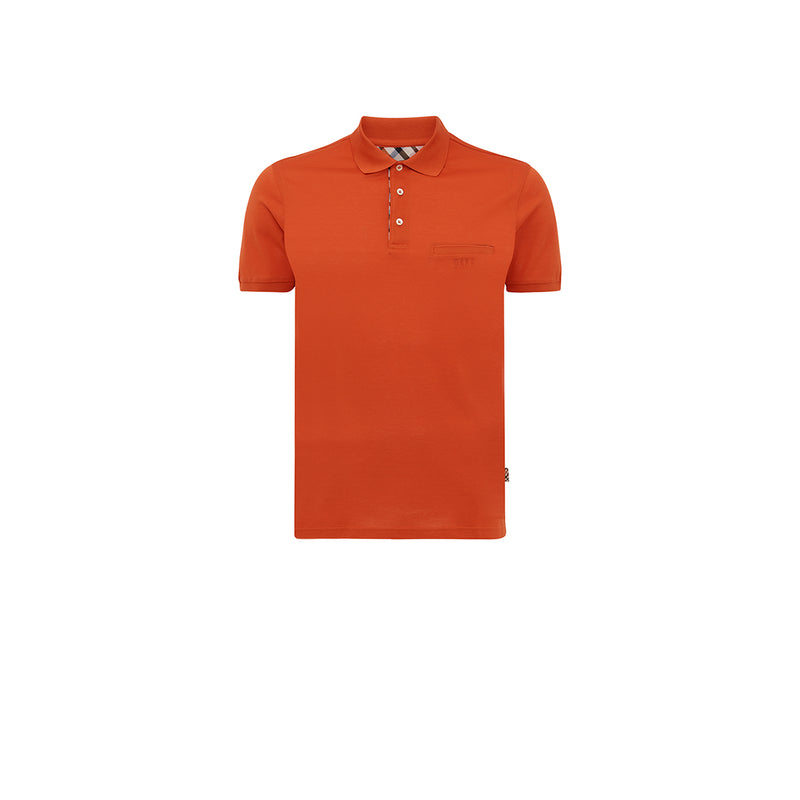 FIRE ORANGE POLO
