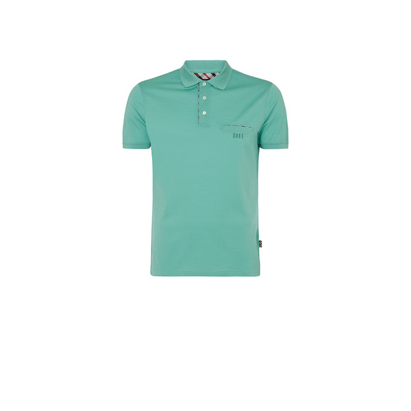 MINT GREEN  POLO