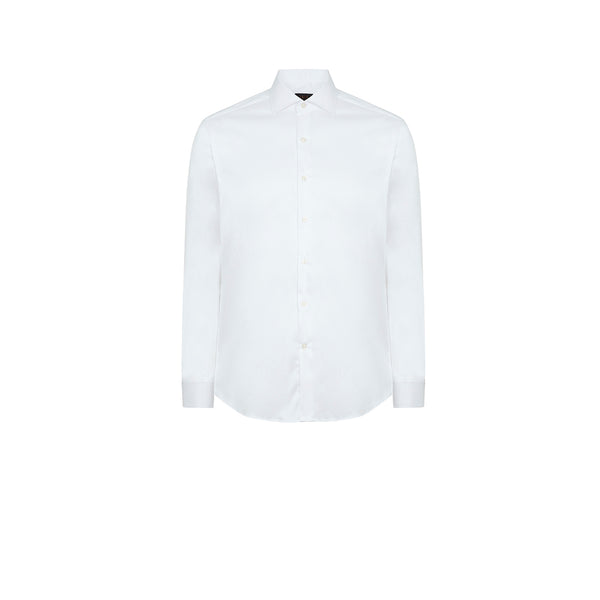 Formal White Shirt