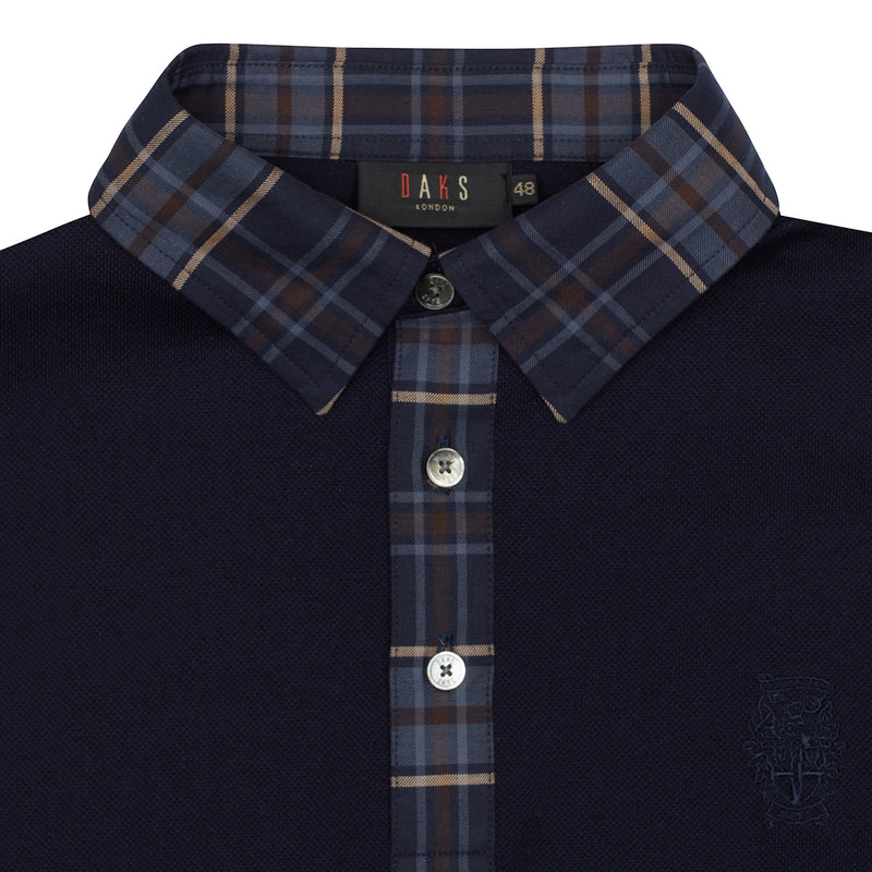 House Check Polo Shirt