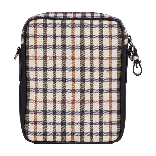 HOUSE CHECK CROSS BODY BAG