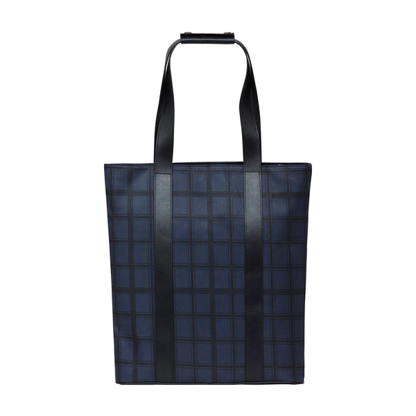 125 Check Tote Bag