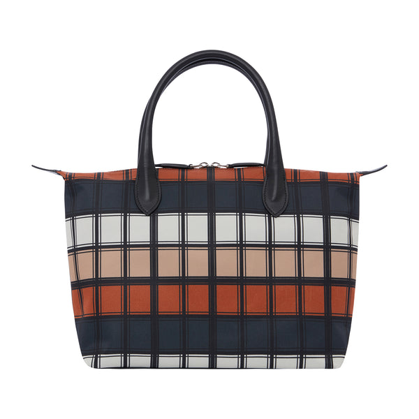 Anniversary Check Shoulder Bag