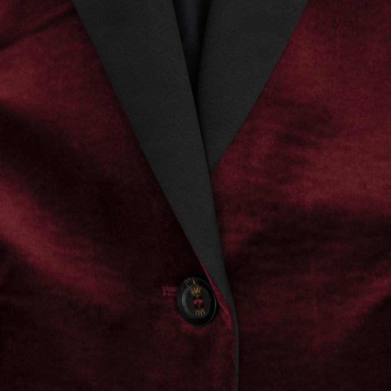 VARINA SMOKING JACKET