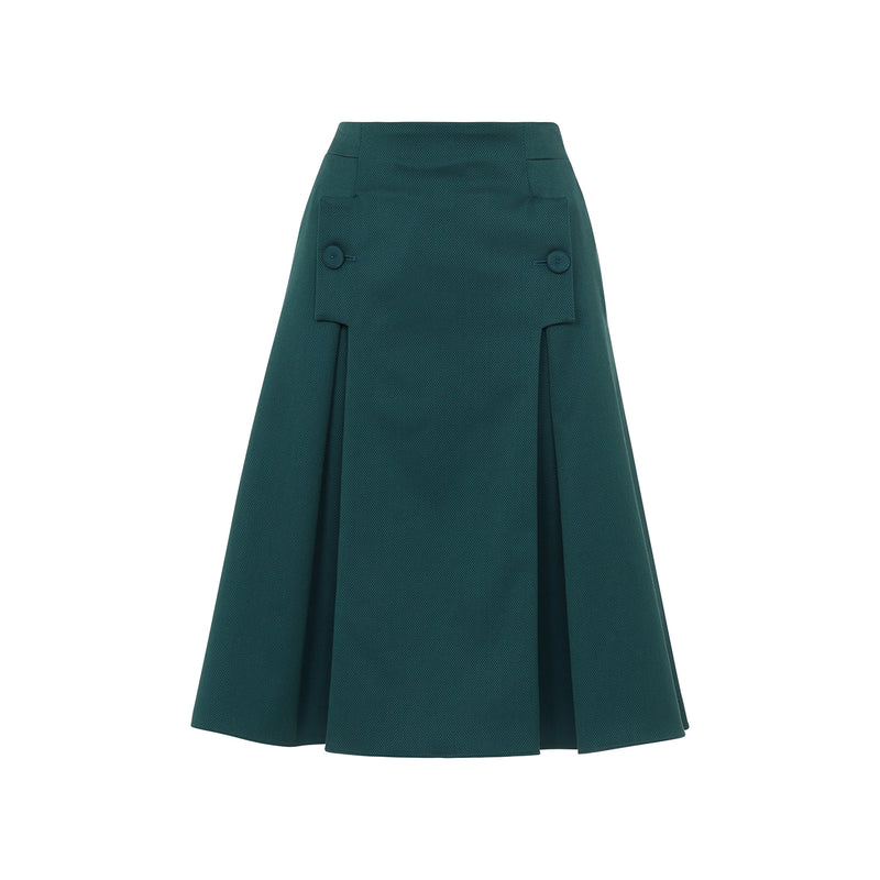 Classic A-line Skirt