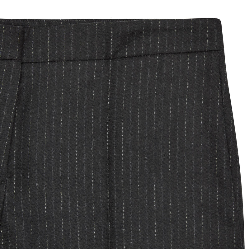 Pinstripe Trousers