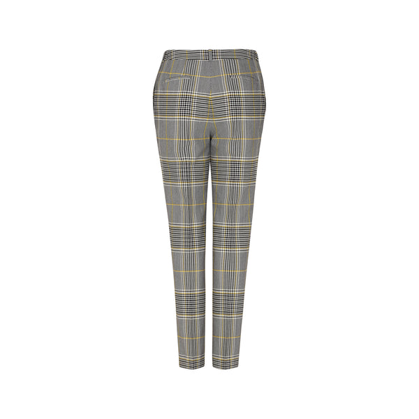 Glen Check Trousers