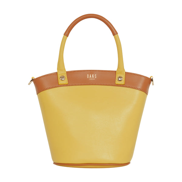 Bicolour Mini Tote