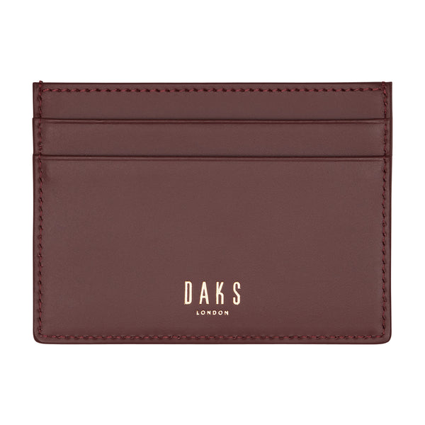 DD EMBOSSED CARD HOLDER