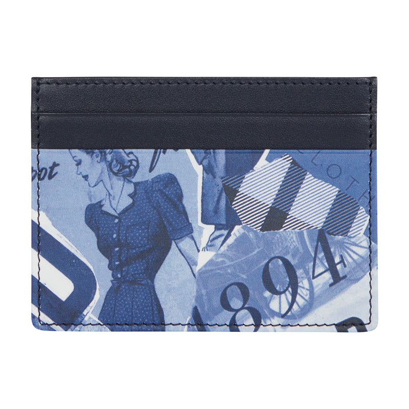 125 Anniversary Collage Card Holder