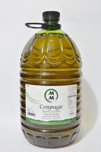 Aceite de Oliva Virgen Extra MM Coupage 5L