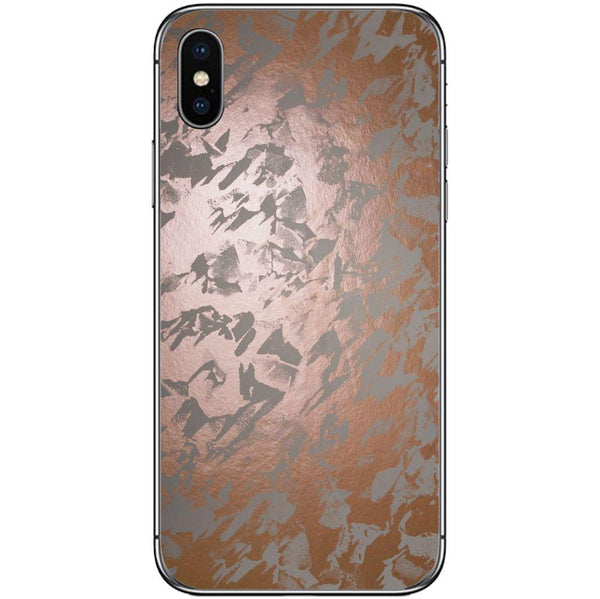 Phone CaseCopper Rose APPLE Iphone X