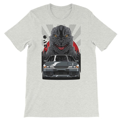 jdm tee tshirt t shirt nissan skyline r32 japanese cars drivestyle drivestylestore drive style drivestyleshop shop car clothing car merchandise clothing automotive apparel car apparel bnr32