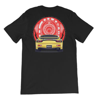 Rotary Legend FD3S Unisex T-Shirt - DRIVESTYLE