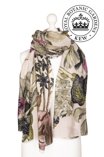 One Hundred Stars Kew Irish Blush Scarf