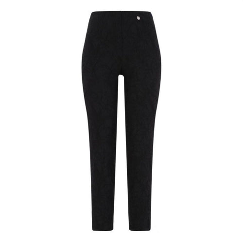 Robell Bella Trousers in Black (90)