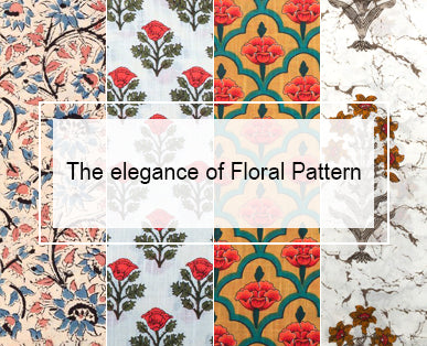The perfect guide to select the right floral pattern on fabrics