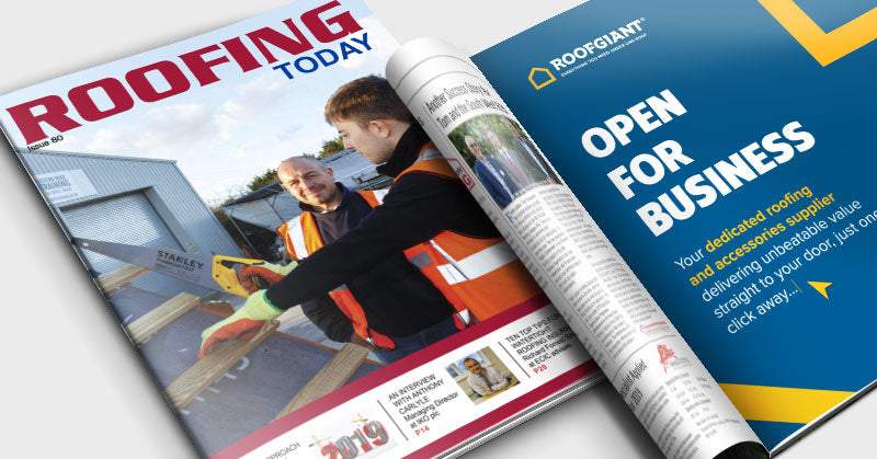 Have you spotted us in Roofing Today?