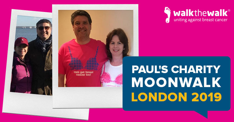 Roofgiant team member, Paul, is going to be Walking the Walk in the name of charity!